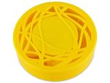 alensa.at - Kontaktlinsen - Kontaktlinsen-Etui - Ornament gelb
