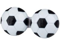 alensa.at - Kontaktlinsen - Behälter Fußball - schwarz