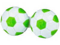 alensa.at - Kontaktlinsen - Behälter Fußball - grün