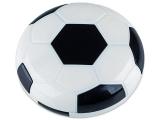 alensa.at - Kontaktlinsen - Kontaktlinsen-Etui Fußball - schwarz