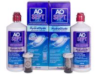 alensa.at - Kontaktlinsen - AO SEPT PLUS HydraGlyde 2 x 360ml