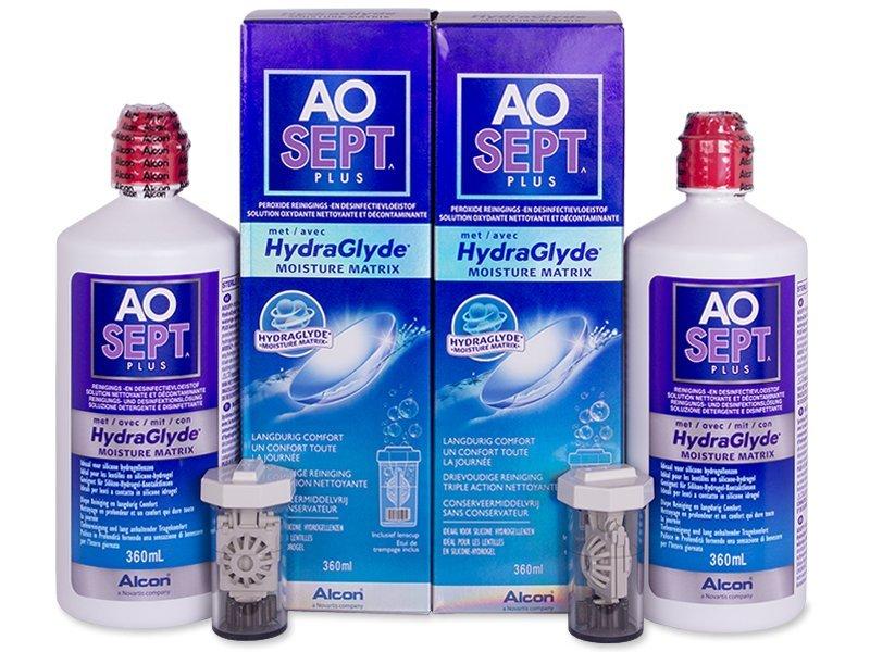 AO SEPT PLUS HydraGlyde 2 x 360ml