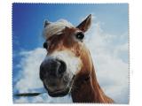 alensa.at - Kontaktlinsen - Brillenputztuch - Pferd