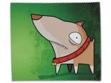 alensa.at - Kontaktlinsen - Brillenputztuch - Hund