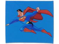 alensa.at - Kontaktlinsen - Brillenputztuch - Superman