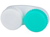 alensa.at - Kontaktlinsen - Behälter grün-weiß mit L+R