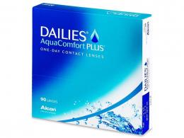 Dailies AquaComfort Plus (90Linsen)