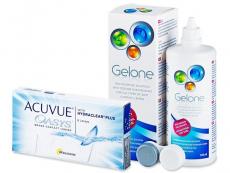 Acuvue Oasys (6Linsen) +Gelone360ml